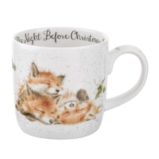 Wrendale The Night Before Christmas Mug