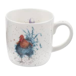 Wrendale King Of The Coop Mug