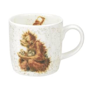 Wrendale Orangutangle Mug