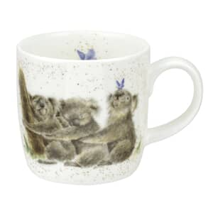 Wrendale Three Of A Kind Koala Mug