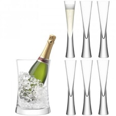LSA Glassware - Moya Serving Set