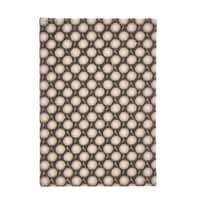 Murmur Daisy Medium Hard Back Notebook Charcoal