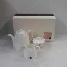 Openbox Denby China Tea Set Gift Boxed