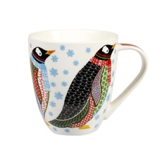 Churchill China Christmas Penguin Mug 500ml