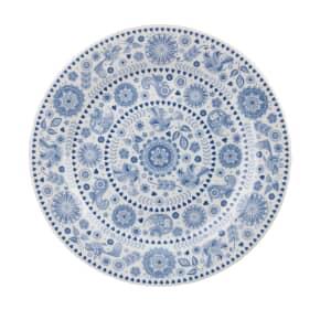 Churchill China Penzance Concentric Circles Salad Plate