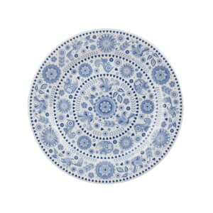 Churchill China Penzance Concentric Circles Salad Plate Set Of 4