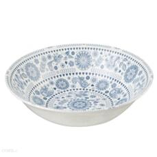 Churchill China Penzance Concentric Circles Salad Bowl