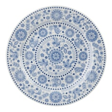 Churchill China Penzance Concentric Circles Dinner Plate