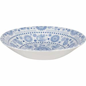 Churchill China Penzance Concentric Circles Coupe Bowl Set Of 4