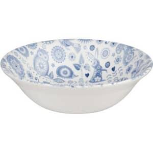 Churchill China Penzance Scollop Bowl Set Of 4