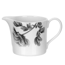 Royal Worcester Peony Black - Cream Jug