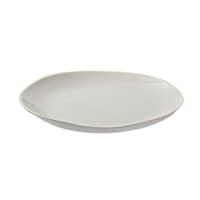 Murmur Stoneware Dinner Plate Grey