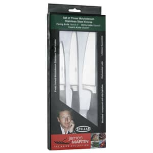 Stellar James Martin 3 Piece Gift Set