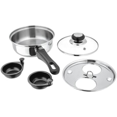 Judge Speciality Cookware 2 Cup Egg Poacher