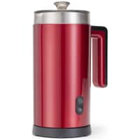 Gourmet Gadgetry Retro Diner Milk Frother And Hot Chocolate Maker