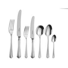 Arthur Price Royal Pearl Sovereign Stainless Steel 124 Piece Canteen