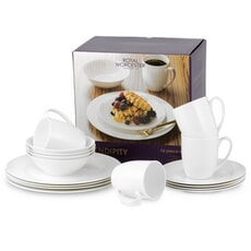 Royal Worcester Serendipity - 16 Piece Box Set