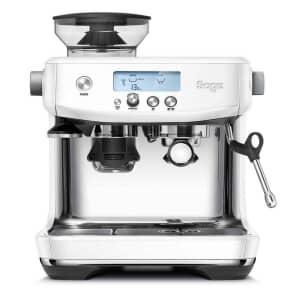 Sage The Barista Pro - Sea Salt Coffee Machine