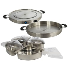Smart Lazy Susan Buffet Server