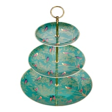 Sara Miller Chelsea Collection - 3 Tier Cake Stand