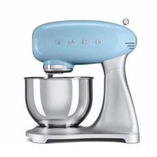 Smeg Stand Mixer Pastel Blue 4.8L