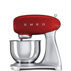 Smeg Stand Mixer Red 4.8L