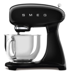 Smeg Stand Mixer Full Black 4.8L