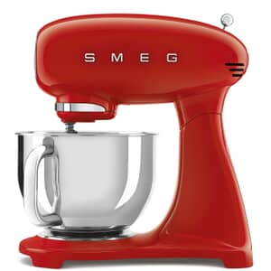 Smeg Stand Mixer Full Red 4.8L