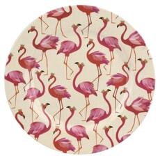 Sara Miller Flamingo - Dinner Plate