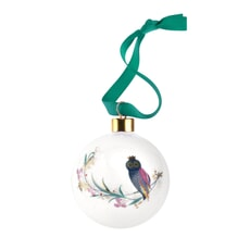 Sara Miller Christmas Collection - Bauble Festive Owl