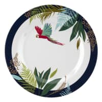 Sara Miller Parrot Collection - Melamine Side Plate