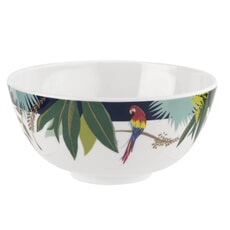 Sara Miller Parrot Collection - Melamine Bowl