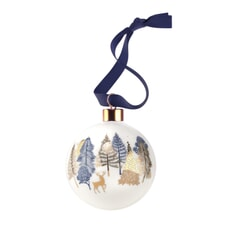 Sara Miller Christmas Collection - Bauble Prancing Deer