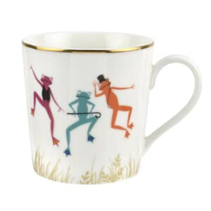Sara Miller Piccadilly Mug - Fine Frogs