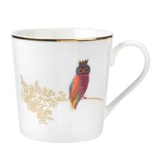 Sara Miller Piccadilly Mug - Owl