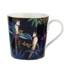 Sara Miller Tahiti  - Cockatoo Mug