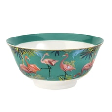 Sara Miller Tahiti  - Flamingo Candy Bowl