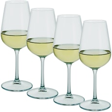 Dartington Profile White Wine Glass Set Of 4