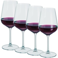 Dartington Profile Red Wine Glass Set Of 4