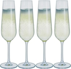 Dartington Profile Champagne Flute Set Of 4