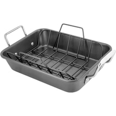 Stellar James Martin Roast 30 X 22cm And Rack Non-Stick