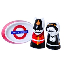 Top Choice - English Gents Salt Dog And Pepper Cat