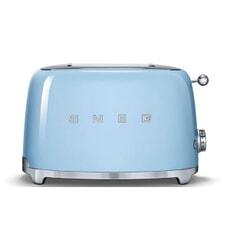 Smeg 2 Slice Toaster Pastel Blue
