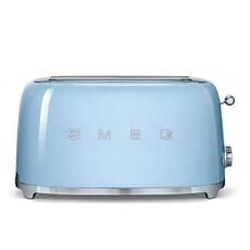 Smeg 4 Slice Toaster Pastel Blue