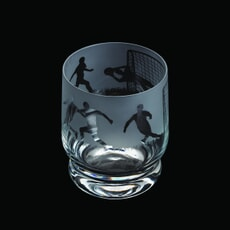 Dartington Aspect Football Tumbler