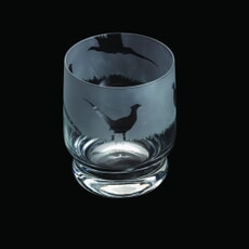 Dartington Aspect Pheasant Tumbler