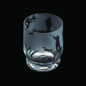 Dartington Aspect Shooting Scene Tumbler