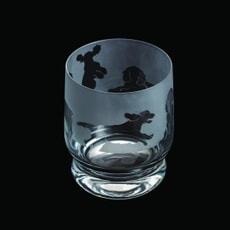 Dartington Aspect Spaniel Tumbler