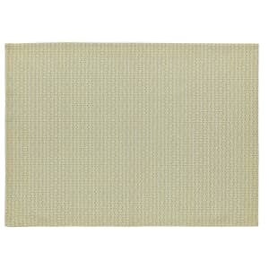 Murmur Diamond Tea Towel Chartreuse