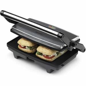 Breville Cafe Style Sandwich/Panini Press - VST049